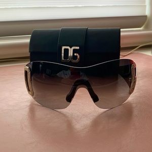 Dolce and Gabbana vintage sunglasses